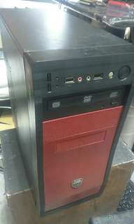 I5 3.3 ghz 8gb memory 1gb ddr5 gtx 550 with asus monitor 16 inch