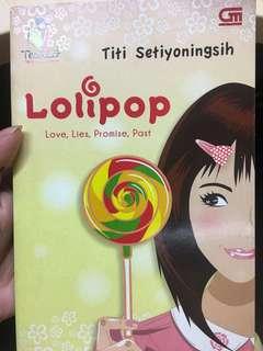 Novel Lolipop by Titi Setiyoningsih