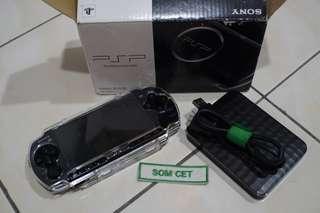 PSP 3006 + External HardDisk 500gb