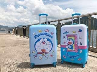 鴻福堂哆啦a夢Doraemon 多啦a夢叮噹限量版28寸旅行箱喼