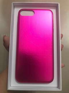 Kenzo iPhone7+ case (Pink)