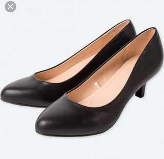 Free postage🆕Uniqlo women heeled shoe (pump heel) work shoe