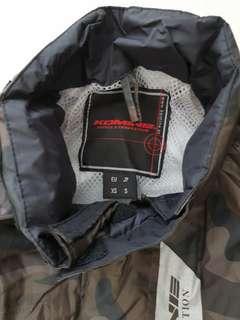 Komine raincoat