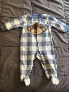 Carter Monkey Jumpsuit