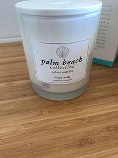 Palm beach Collection French vanilla candle *brand new*