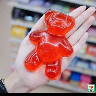 🚚 泰國7-11限定巨無霸熊仔軟糖