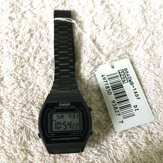 PRICE DROP! Casio Vintage Watch (Guaranteed Authentic!)