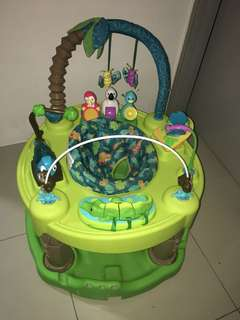 Exersaucer Exercise for Babies
