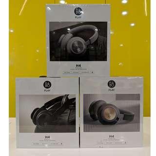 B&O PLAY H4 Wireless Headphones