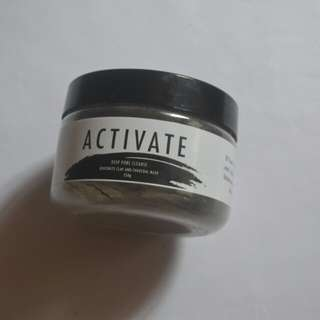 28street ACTIVATE CHARCOAL MASK
