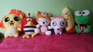 animal stuff toys