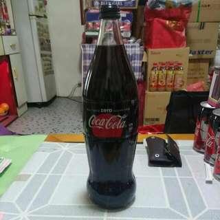 Coca Cola 可口可樂 - 澳洲 zero 一公升一枝