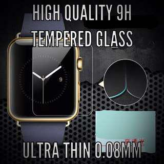 42mm/38mm high quality tempered glass