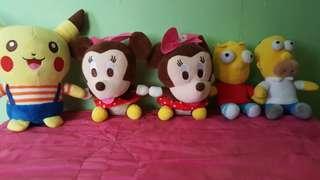 minnie mouse stuff toys