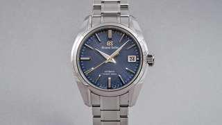 The Grand Seiko Hi-Beat 36000 SBGH267 For The 20th Anniversary Of Caliber 9S.  #281/1500