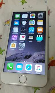 Iphone 6 16gb 100% working good
