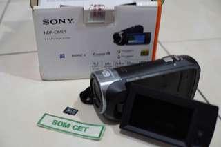 Sony Handycam (HDR CX-405)