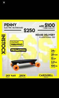 Electric PENNY Board