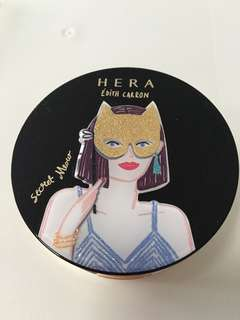 Hera black cushion limited 23