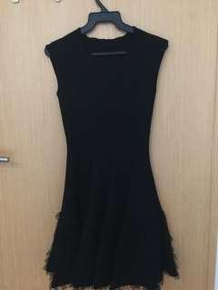 Black Prom Dress (For Sale/Rental)