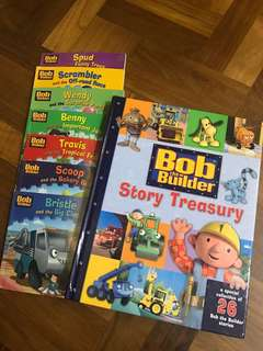 Bob the Builder Story Books (8 books)