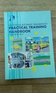 Driving Manual - Practical Training Handbook for Beginner Driver, Automatic Transmission