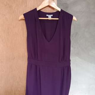 H&M Lavander Long dress