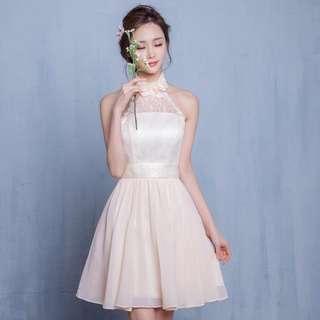 Bridal sister dress