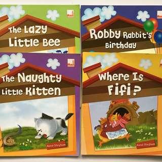 Dickens Children Storybook (4 Books)