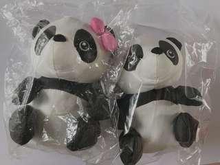 BN Kai Kai & Jia Jia Recycle Shopping Bags
