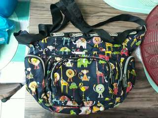 Sling bag large-LesportSac