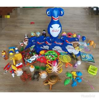 Toys $50 for all!