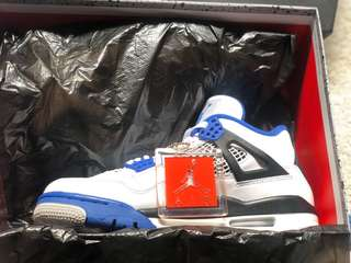 AIR JORDAN 4 RETRO MOTOCROSS