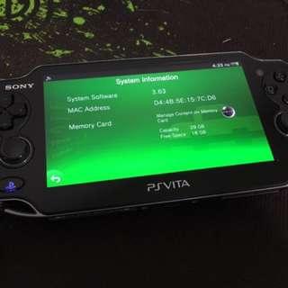 PS Vita 32 GB
