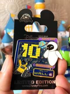 香港迪士尼樂園徽章 - Wall-E