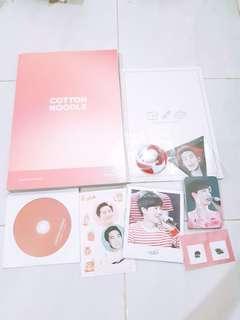EXO Suho Partynoodle522 fansite Photobook