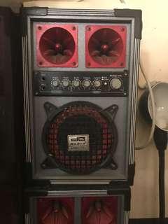 dB Audio Pro speaker