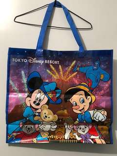罕有絕版 TOKYO DISNEY RESORT ~ 購物袋/環保袋