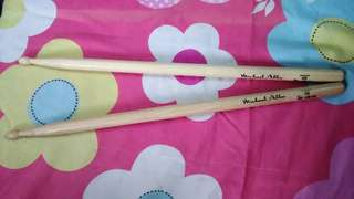 Original Vic Firth 5B Drumsticks for Michael Alba
