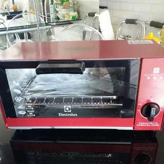 Electrolux 小烤爐 小焗爐 多士爐