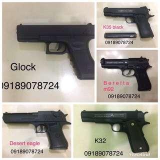 Airsoft pellet gun
