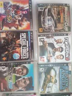PS3 Games: ALL GO AS ONE CHEAP