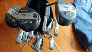 Spalding golf set