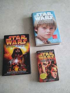 🚚 Star War books