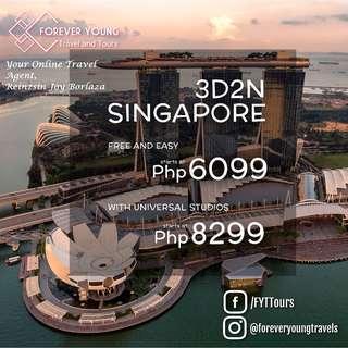3D2N SINGAPORE 2018 TOUR PACKAGES (PART 2)