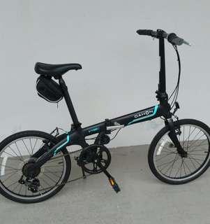 Dahon Foldie Vbye City Bike D7