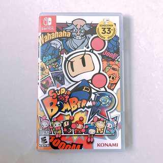 Nintendo Switch Super Bomberman R (Konami)