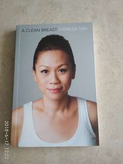 🚚 A Clean Breast by Theresa Tan