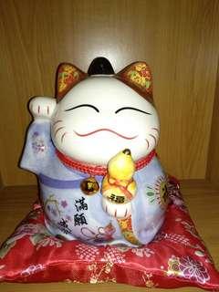 """7"""" 金葫芦祝愿猫"""