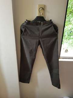 Uniqlo Olive Green Pants Small